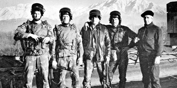 Как бойцы «Альфы» в своей первой операции спасли американское посольство