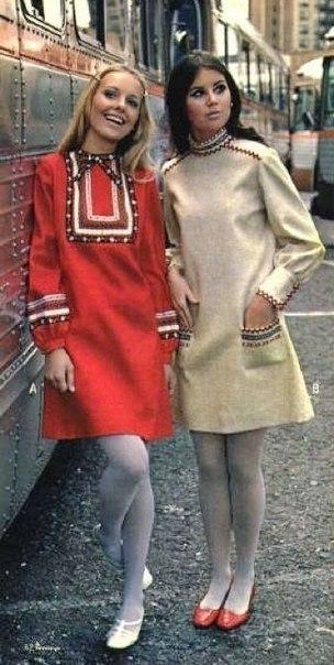Яркие 60-е.
