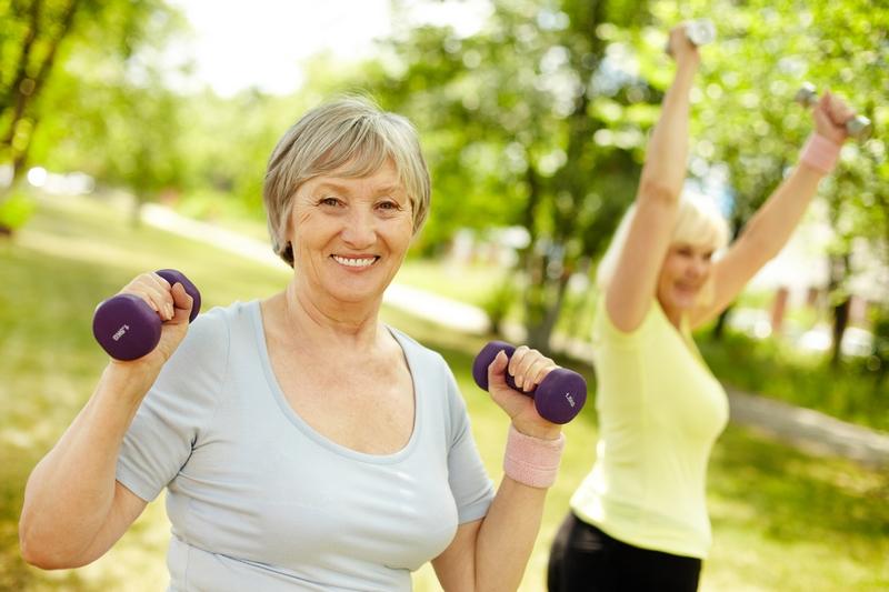 упражнения для рук с резинками