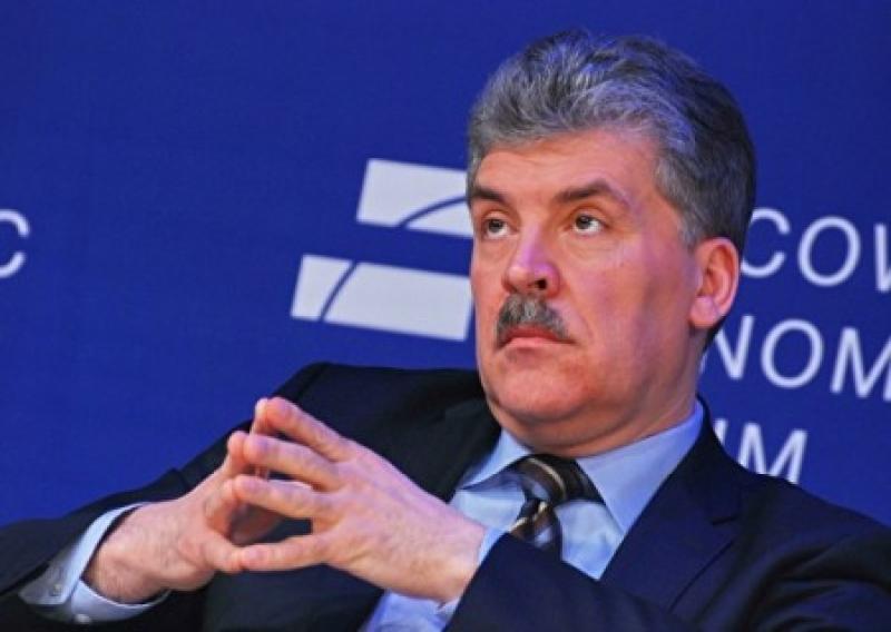 Путин среди клоунов. Почему нападки на Грудинина обесценивают выборы президента России?