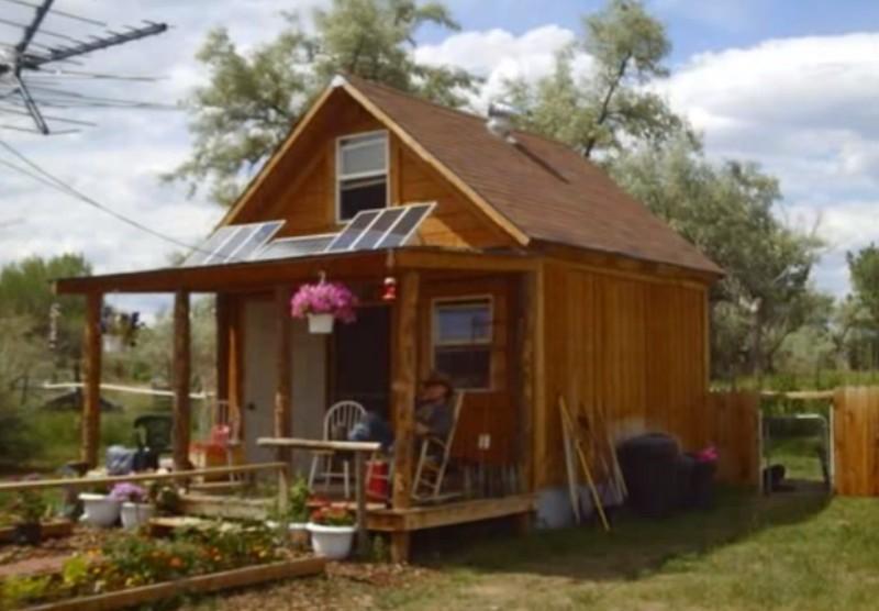 Думаешь, построить дом за 2 000 долларов нереально? Этот бездомный покажет тебе невозможное! Актуальные новости Украины