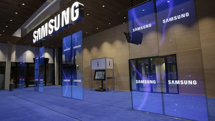Samsung выпустит смартфон с …