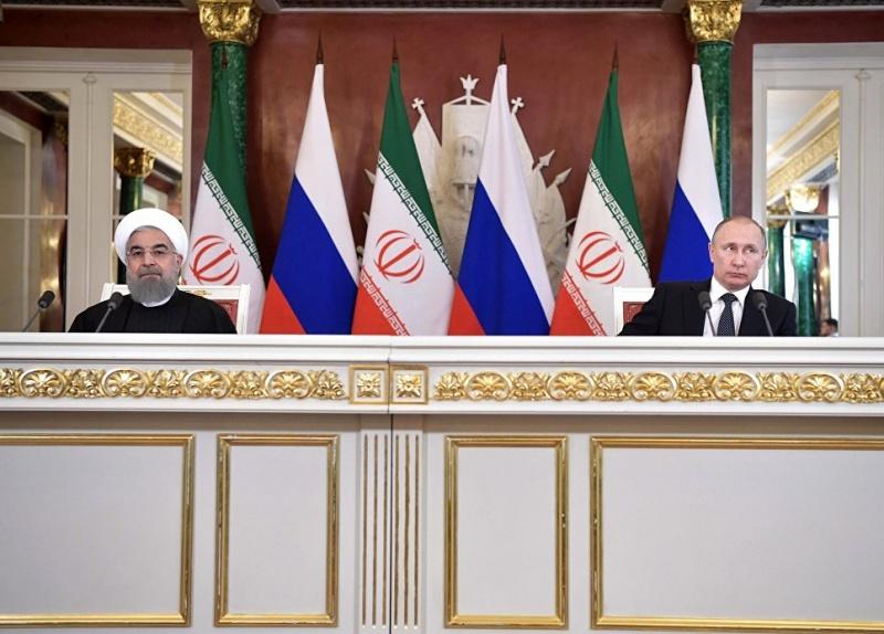 Иран на повестке дня. О чем договорились Путин и Роухани?