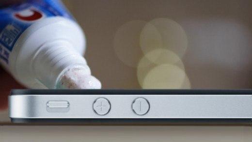 6 способов удалить царапины с экрана