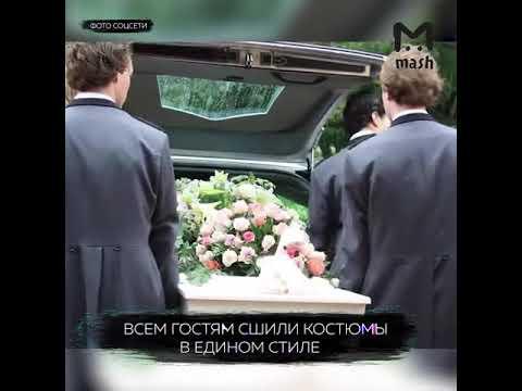 Прощальный подарок: он организовал похороны дочери за 42 миллиона! Самая грустная и трогательная история!