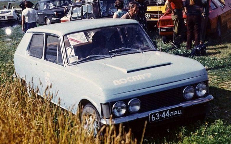Самые необычные самодельные автомобили из СССР