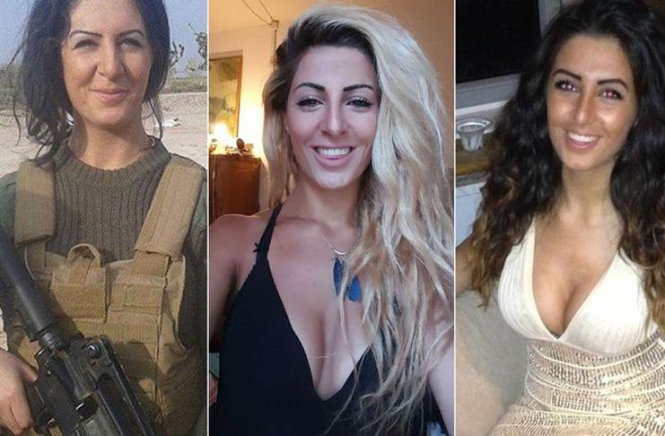 22-летняя блондинка убила 100 боевиков ИГИЛ