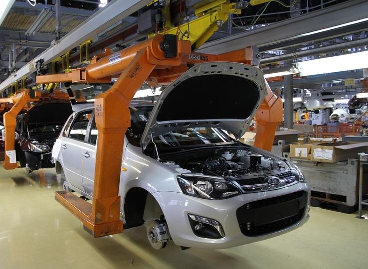 АВТОВАЗ запустил производство на полную мощность