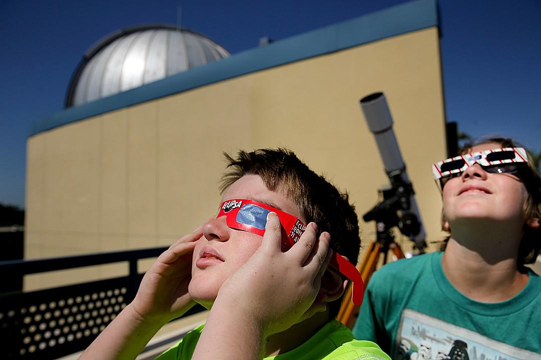 Свет, который попадает от Солнца в ваши глаза прямо сейчас, на самом деле произведен тысячи лет назад Фото: GLOBAL LOOK PRESS
