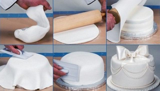 Как сделать мастику в домашних условиях для начинающих