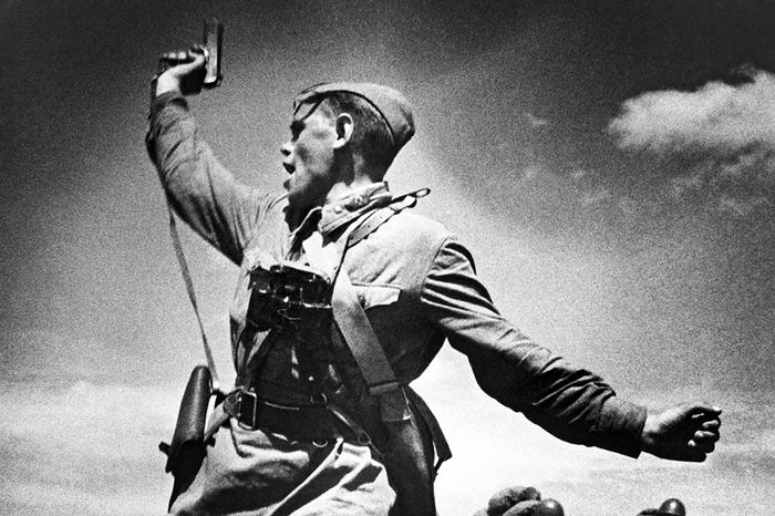 Самые известные снимки Великой Отечественной войны Фотография, История, Великая Отечественная война, Люди, Солдаты, Ветераны, Длиннопост