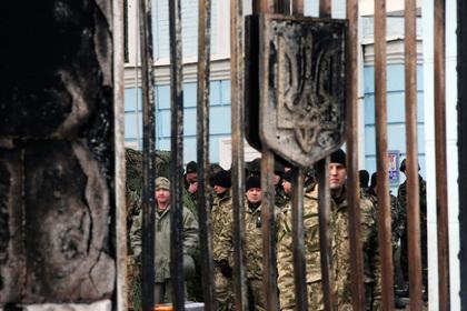 В министерстве обороны Украины рассказали о самоубийствах бойцов ВСУ