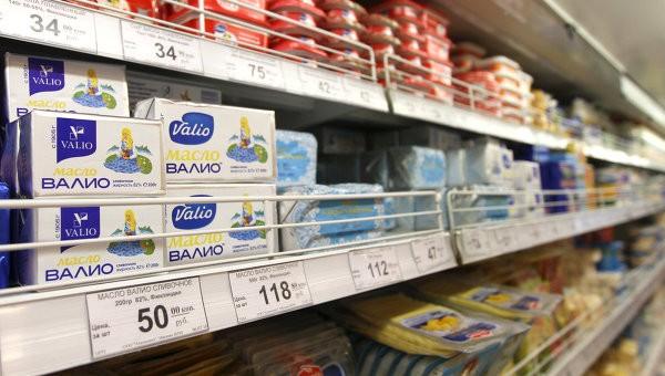 СМИ: фуры с молоком Valio остановлены на финско-российской границе