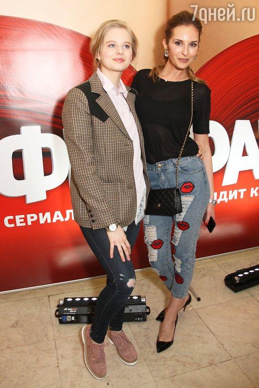 Александра Бортич и Ефим Шифрин встретились в библиотеке