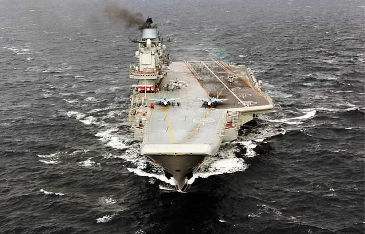 Глава Невского ПКБ: крейсер «Адмирал Кузнецов» будет отремонтирован без модернизации