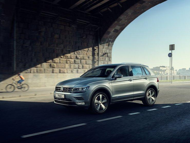 Тест-драйв нового кроссовера Volkswagen Tiguan: и DSG за счастье