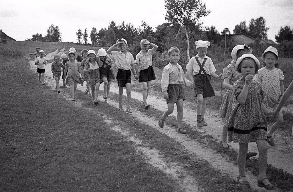 Славное детство СССР на фото