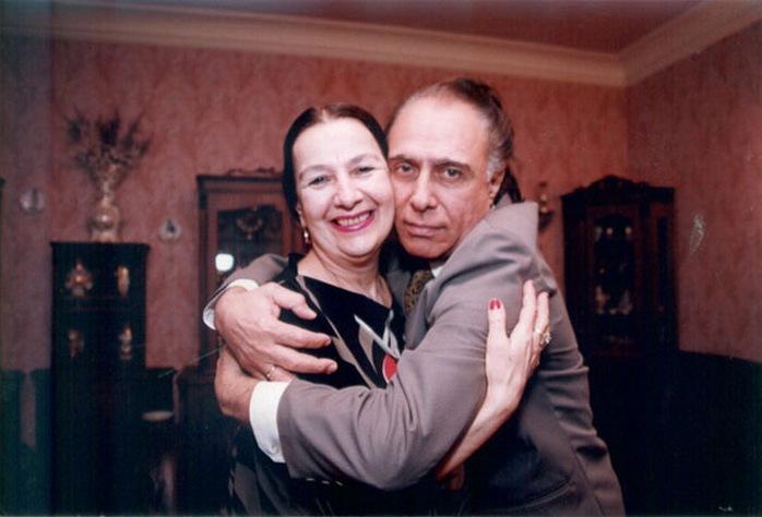 Брак, заключённый на небесах — Николай Сличенко и Тамилла Агамирова
