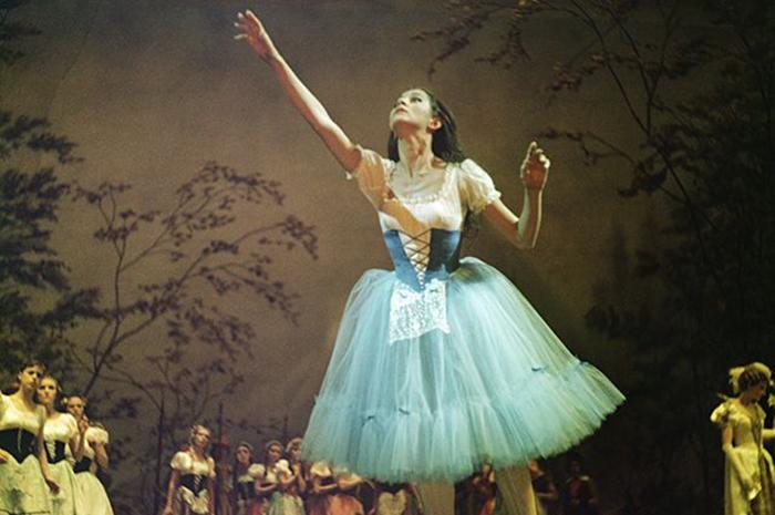 Муза Большого театра: превратности судьбы балерины Наталии Бессмертновой