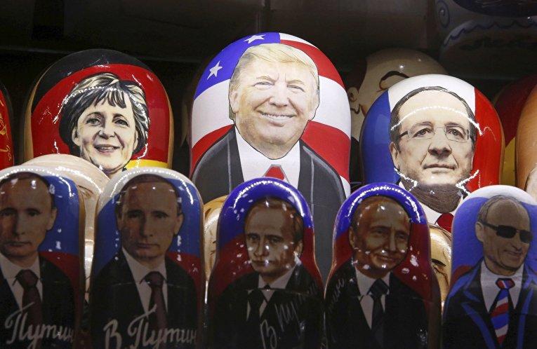 Победа Трампа — удар по Меркель: Наступает очень интересный и для многих очень страшный момент