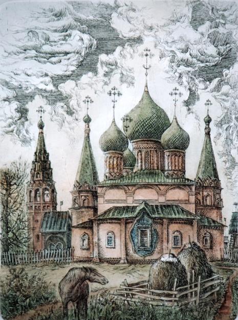 художник Александр Ветров картины – 02