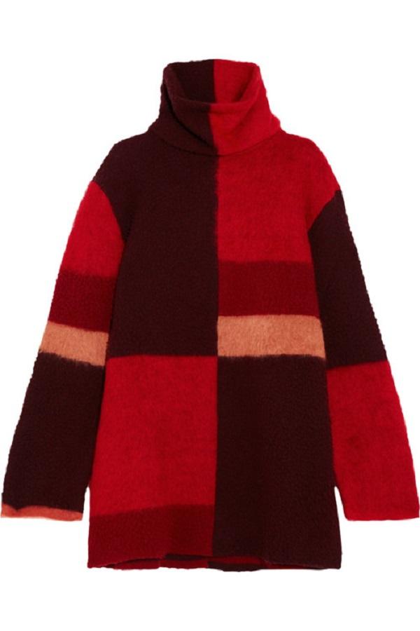 стильные вязаные свитера своими руками