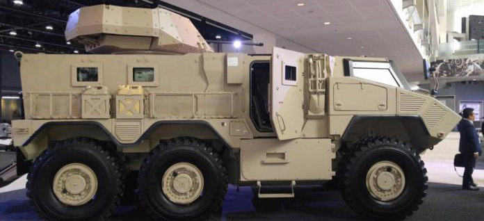 AJBAN, HAFEET и JAIS – новые машины эмиратской армии