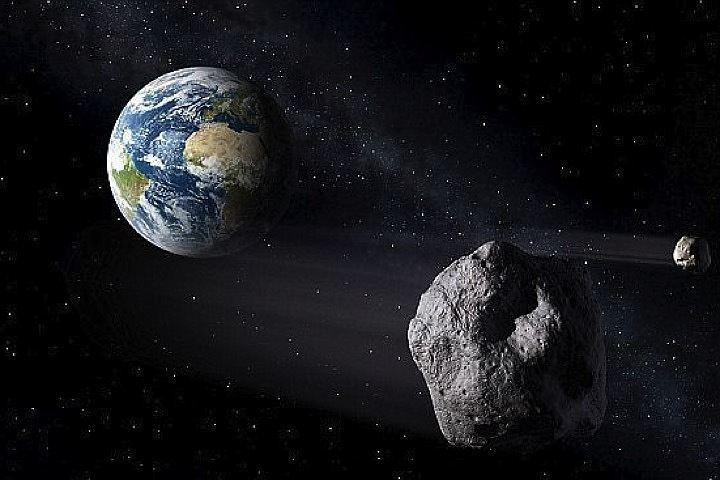 В НАСА указали на 5 наиболее опасных астероидов, приближающихся к нам