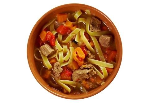 Лагман с говядиной узбекский рецепт с пошагово в