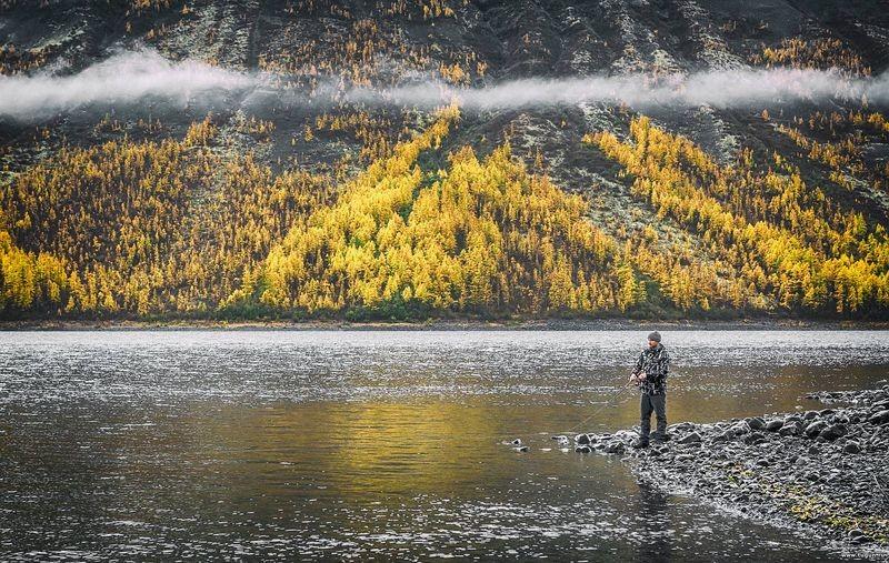 Плато Путарана, осень 2017 Красноярский край, Плато Путарана, природа