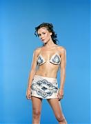 Алисса Милано (Alyssa Milano) в фотосессии Майка Руиса (Mike Ruiz) для журнала Ocean Drive (май 2000)