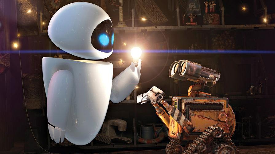 Умный робот ждет за поворотом