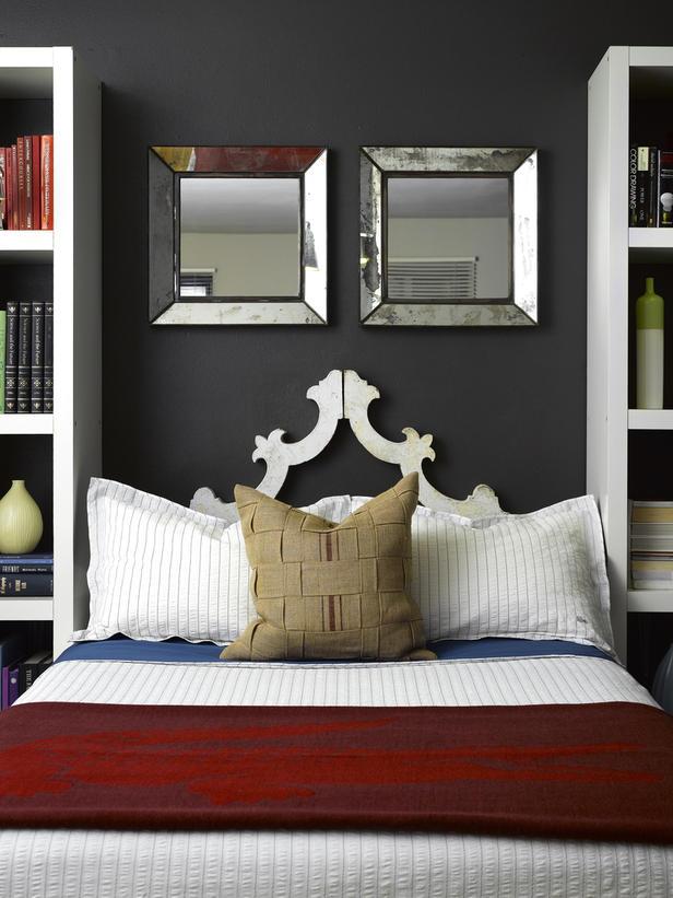 Зеркало в спальне — идеи и решения