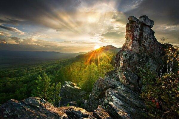 Исцеляющая гора Иремель на Ю…