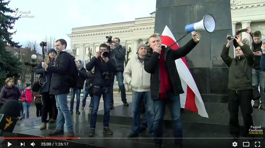 В Беларуси организаторам «Марша тунеядцев» назначили 15 суток ареста