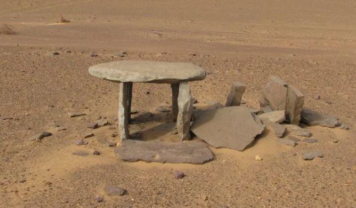 В Сахаре обнаружили древние …