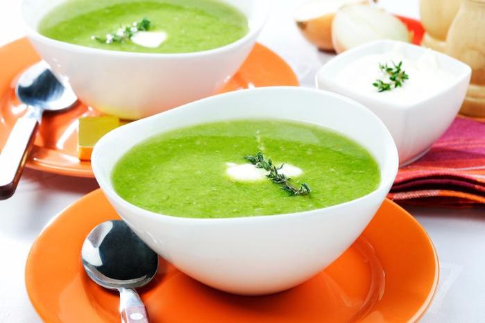 7 рецептов супов при повышенном сахаре в крови