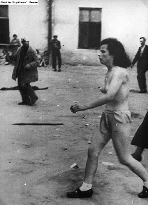 Погромы 1941-го года во Львове.