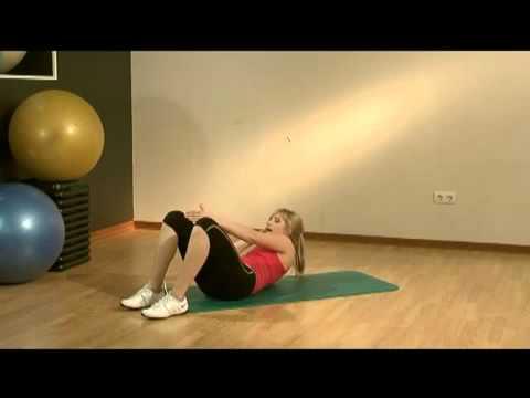 Как быстро похудеть дома! Домашние упражнения для похудения. Фитнес