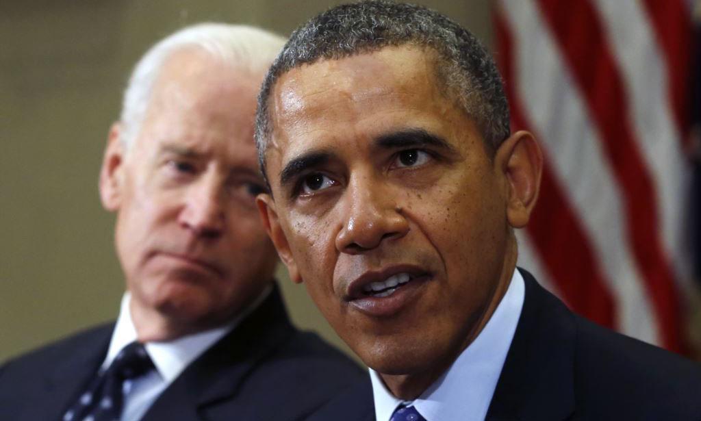 Перед своей отставкой Барак Обама довел до слез Джо Байдена