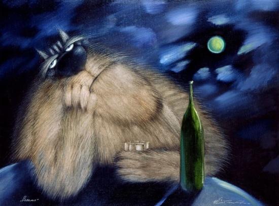 художник Валерий Хлебников картины – 16