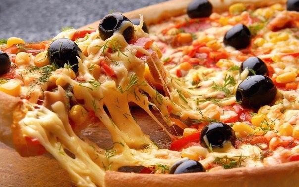 Пицца: 3 моментальных варианта теста и 7 лучших начинок!