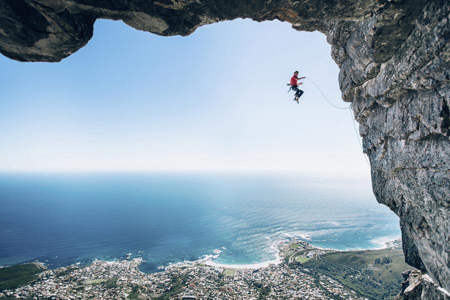 Экстремальная фотография Red Bull Illume