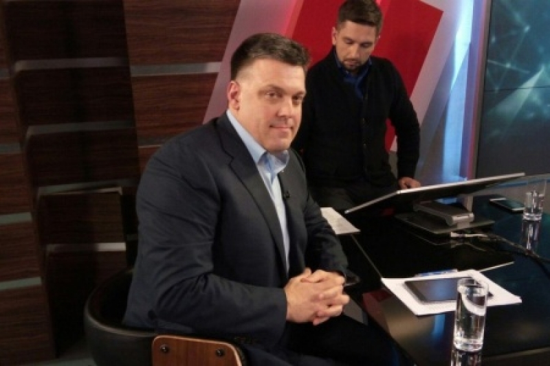 Знает, что говорит: «свободовец» Олег Тягнибок признал нынешнюю власть в Украине нелегитимной