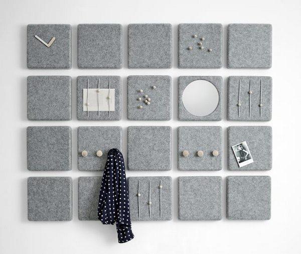 Узорная тишина: декоративные звукоизоляционные панели