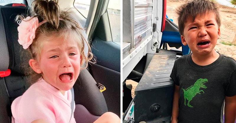 Самые «ужасные» родители, по мнению детей, или Почему же они плачут