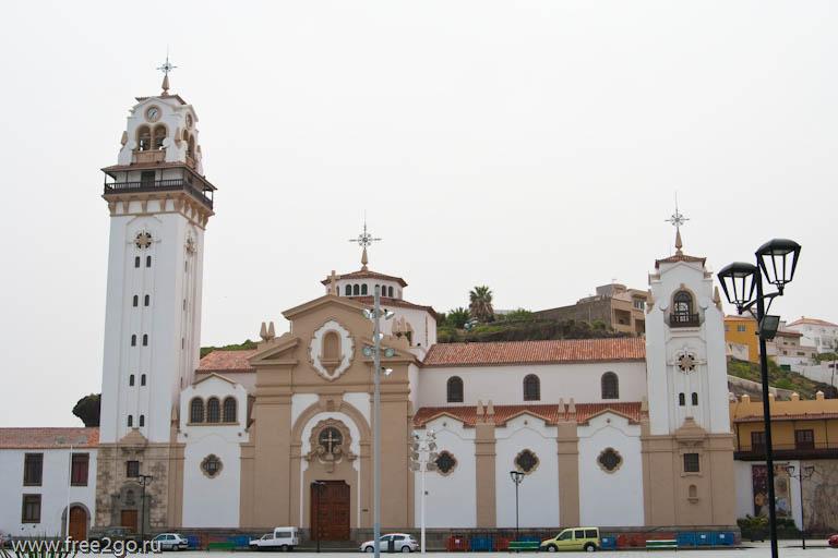 tenerife 51 Старинные города   Тенерифе, Канарские острова, Испания.