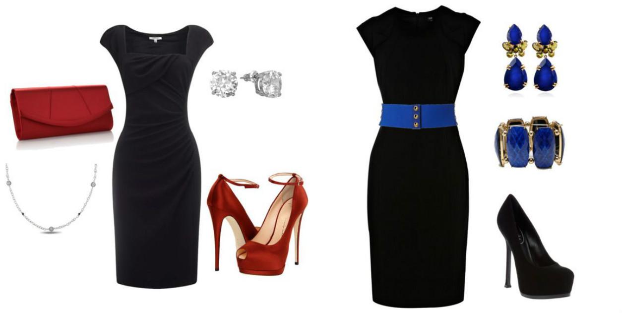 7 способов носить черный по-королевски