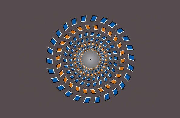 Китайские ученые раскрыли тайну оптической иллюзии