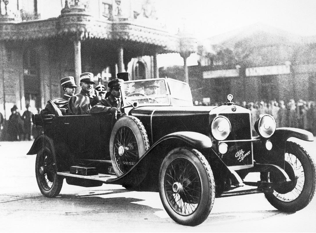 История автомобилей, 1920-1929 года